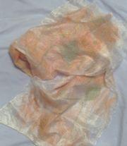 шарф нежнность шелка