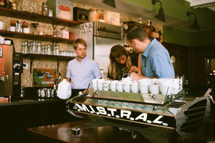 24. Barista — Portland, Ore. from America's 50 Best Coffee Shops (Slideshow)