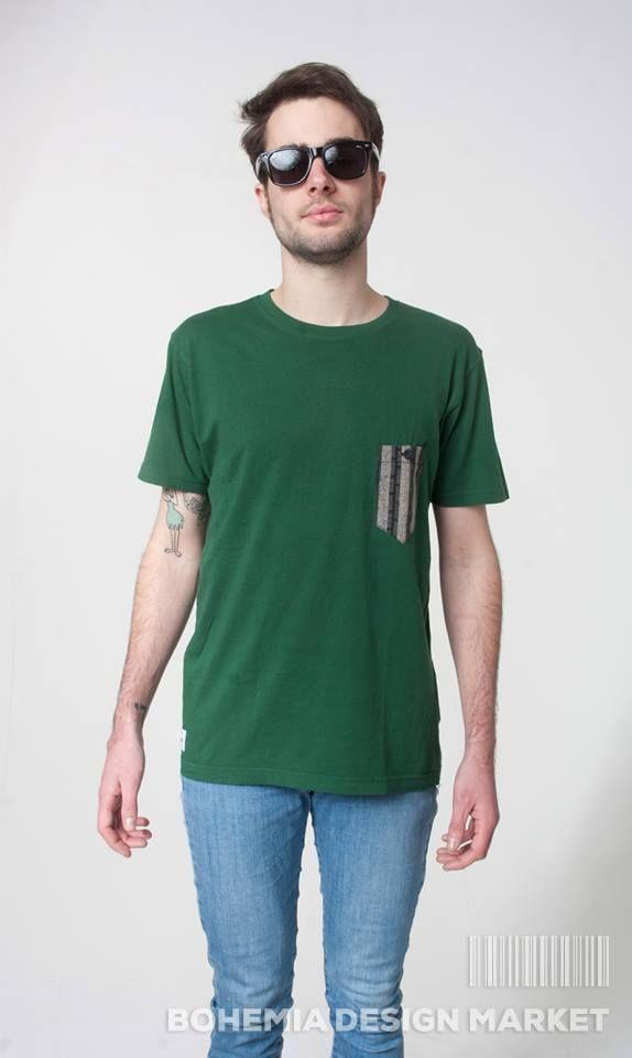 >>FishMan T-shirt - by Promise Clothing<< Enjoy Uniqueness & Quality of Czech Design http://en.bohemia-design-market.com/designer/promise-clothing