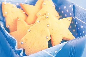Sweeten up the festive season with biscuits that are sure to make Santa and his team smile.