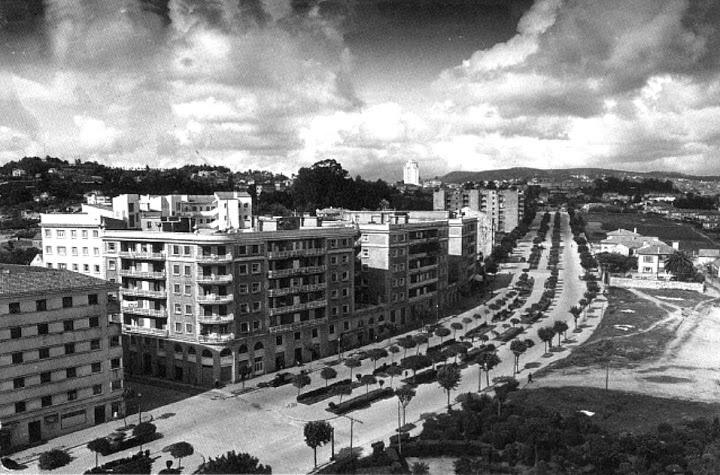 Gran Vía, años . Una ciudad con más espacio