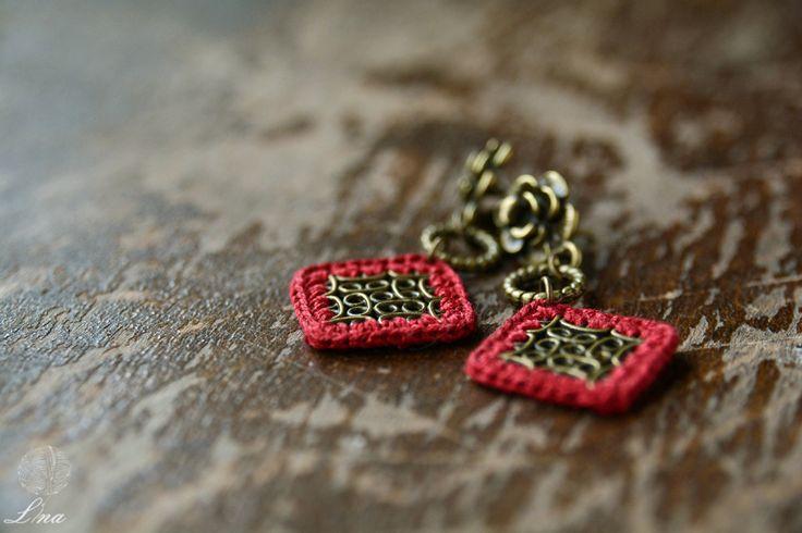Romantic Earrings for Christmas