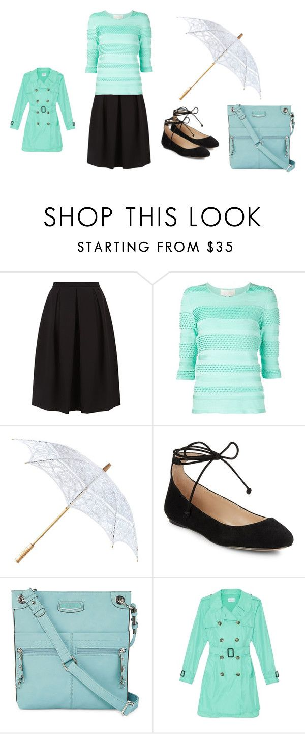 """""""Gilbert's outing outfit"""" by sophiakuso on Polyvore featuring Monsoon, Christian Siriano, Karl Lagerfeld, Rosetti and Club Monaco"""