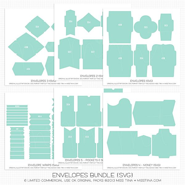 want envelopes bundle svg studio files silhouette silhouette cameo cut files. Black Bedroom Furniture Sets. Home Design Ideas