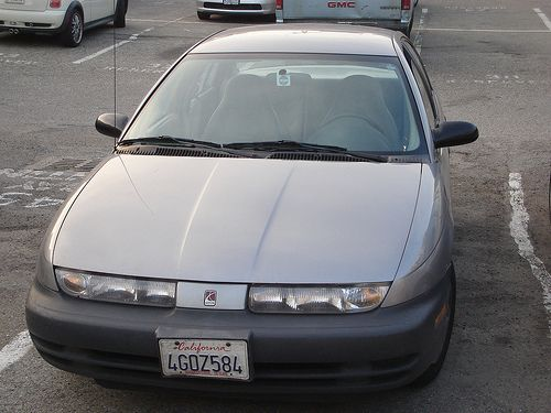 saturn s-series | Home >> Saturn >> Saturn S-Series >>grey 1999 Saturn S-Series in ...