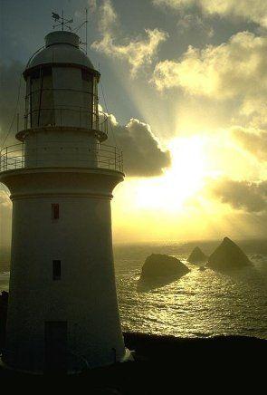Maatsuyker Island Lighthouse, Tasmania