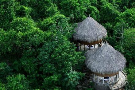 ecohabs, parque tayrona, cabañas, camping, sierra nevada de santa marta