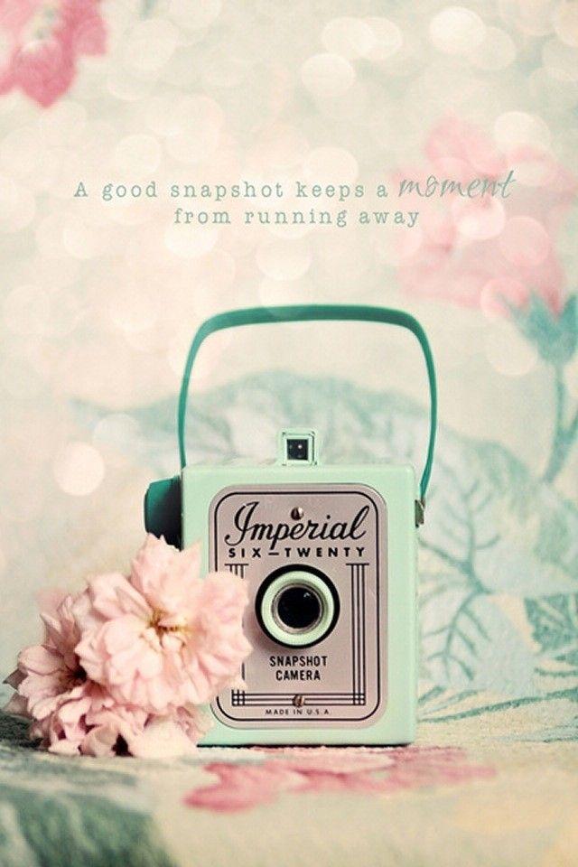 A good snapshot keeps a moment from running away =^_^=