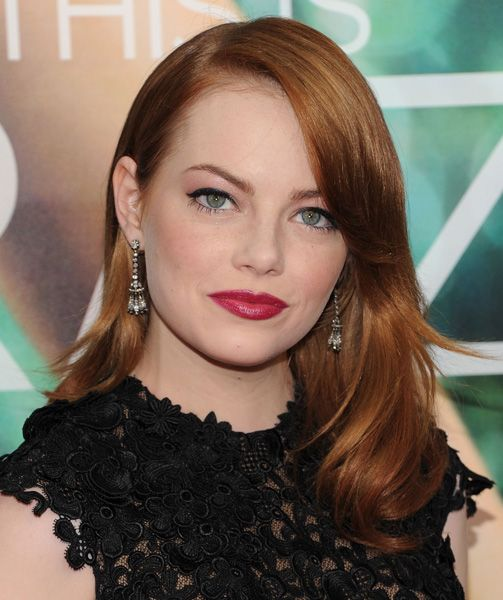 Tendenza colore inverno 2014: capelli rossi, meglio se color rame. Ispirati alle celebrities!  Una gallery di celebrità di ieri e di oggi, da cui prendere spunto per una chioma rossa di super tendenza. Dai toni naturali a quelli più originali, trova il tuo stile!