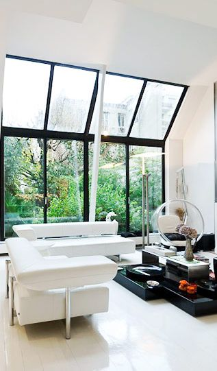 Oasis of peace and privacy in #paris