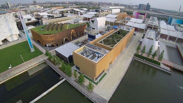 Polish Pavilion Expo 2015, Milan on Behance