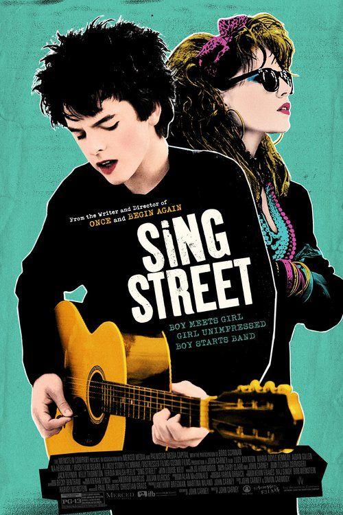 Sing Street 2016 full Movie HD Free Download DVDrip
