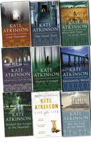 best books by kate atkinson