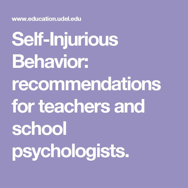 self injurious behavior This apa book is a comprehensive, interdisciplinary review of the research on the etiology and treatment of self-injurious behavior.