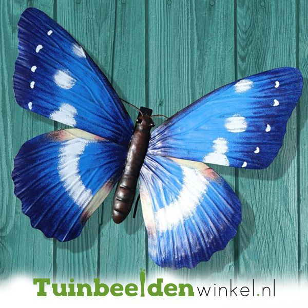 Pin Op Metalen Vlinders