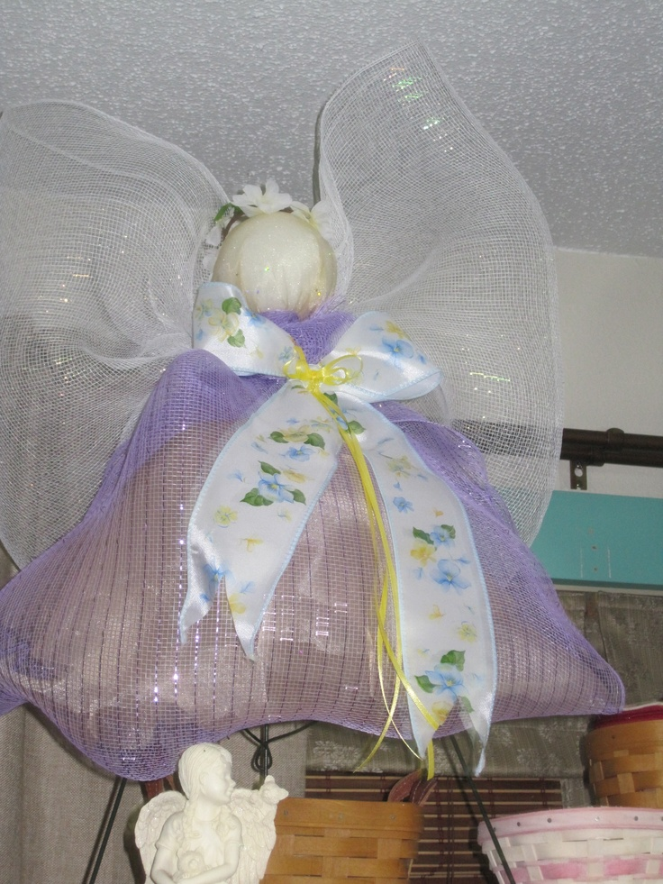 Angel For Relay For Life Craft Ideas Pinterest Craft