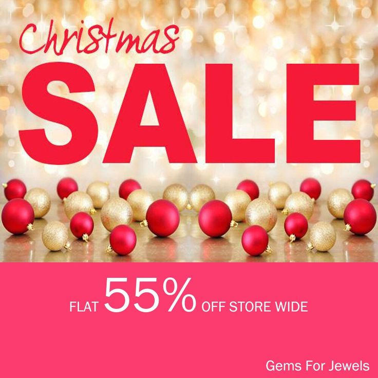 Christmas is coming and it is making us swell with joy.. Celebrate this season with Gemsforjewels! Enjoy our Christmas Sale - Flat 55% off on all items. Gemstones, Rough Diamonds and Rose cut Diamonds