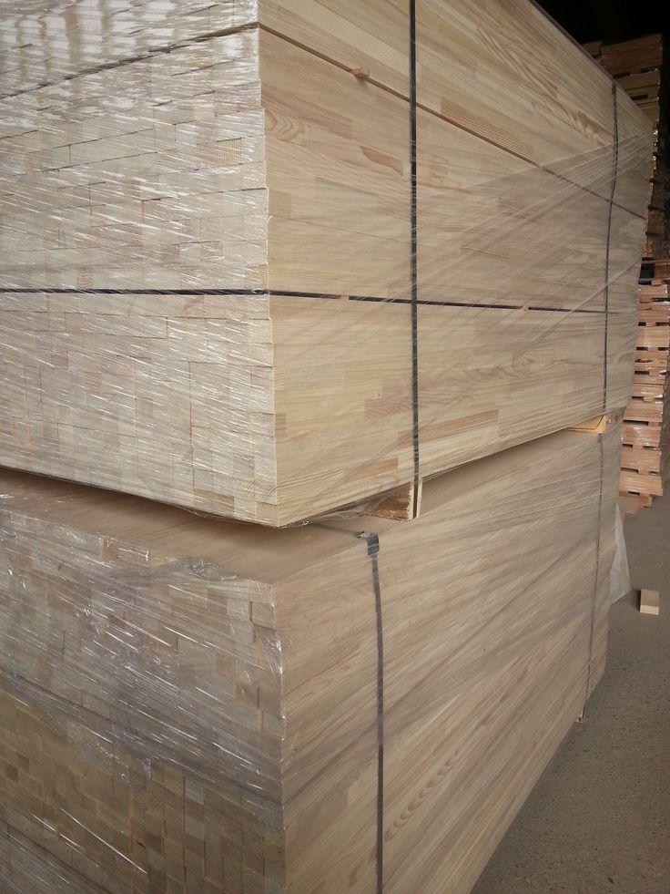 Mijatovic LTD wood import Pinus wood finger joined