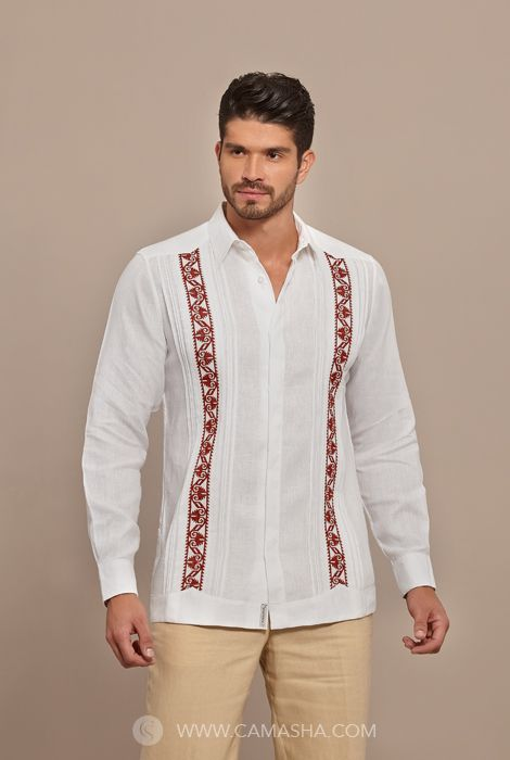 12EBH01CGLML | Camasha | Camisas & Guayaberas Camasha | Camisas & Guayaberas
