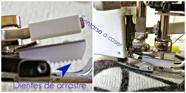 Esta entrada va dirigida fundamentalmente a quienes se incorporan en el mundo de la costura no-profesional. Si tú lector/a tienes cierta e...