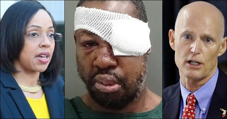 Lib Prosecutor Denies Death Penalty For Killer, Governor Has 2 Brutal Words -                                       State Attorney Aramis Ayala (left), Markeith Loyd (center), and Florida Governor Rick Scott (right)    After kil... See more at https://www.icetrend.com/lib-prosecutor-denies-death-penalty-for-killer-governor-has-2-brutal-words/