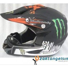 Kask Motosiklet Off road