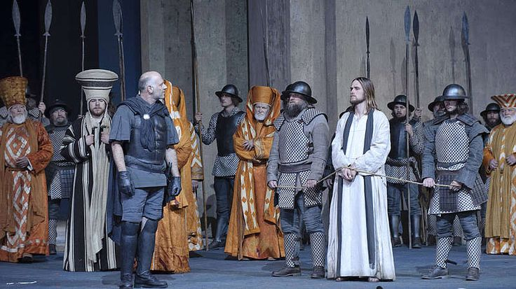 Pontius Pilatus und Jesus