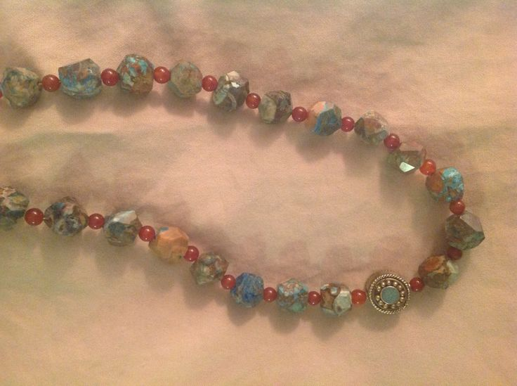 MG Jewellery Turquoise, agate