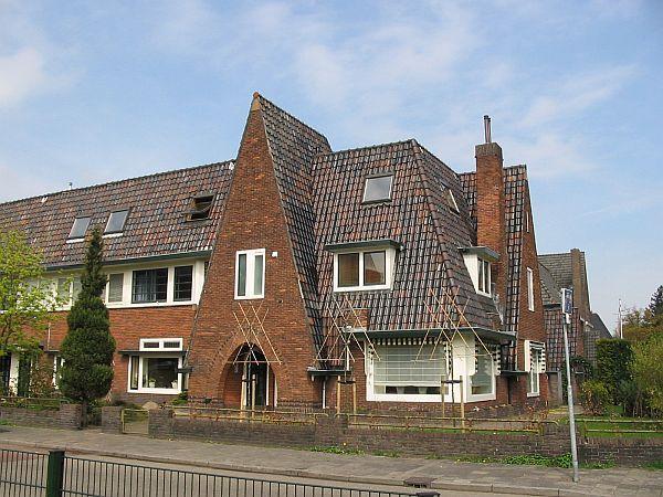 Amsterdamse School Hilversum
