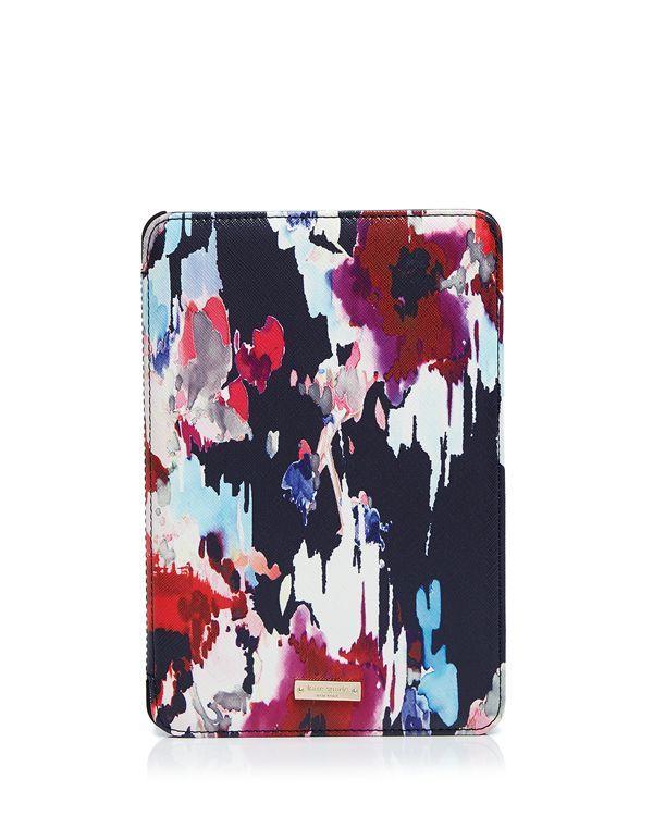 kate spade new york Hazy Floral Folio iPad Mini 2/3 Case