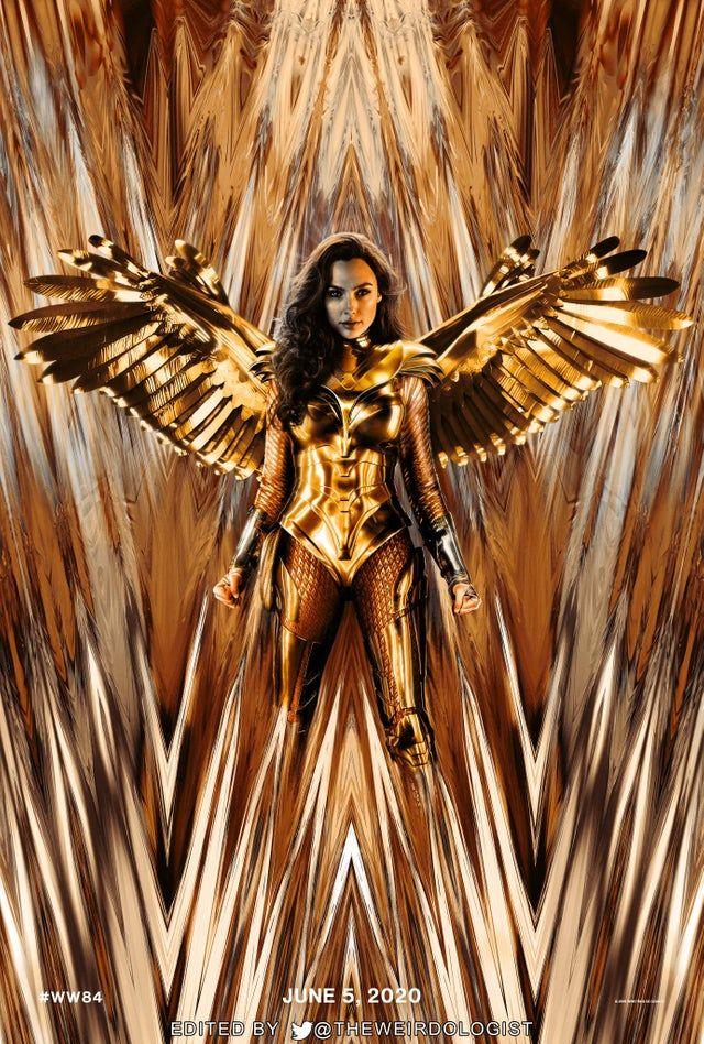 Dc Wonder Woman Poster Edit Golden Eagle Armour Gal Gadot Wonder Woman Wonder Woman Drawing Wonder Woman Art