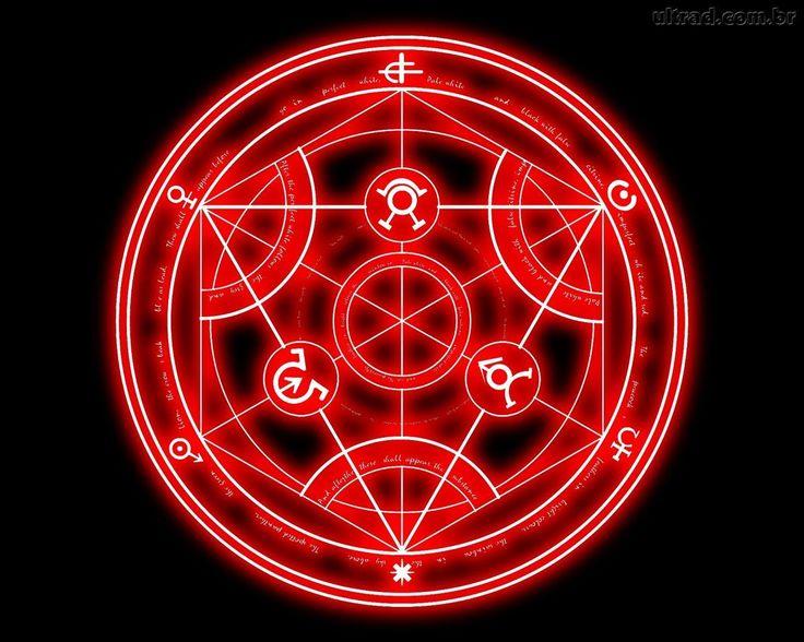 Homunculus Fullmetal Alchemist Symbol 34063 Timehd
