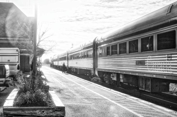 Chatham-Kent Train station