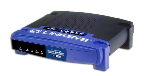 Cable Modem coverts the analog signal into digital signal with the motive to grant access to internet. Go through the online catalog of #cablemodems manufactured by #Linksys #Cisco at JustitHardware.