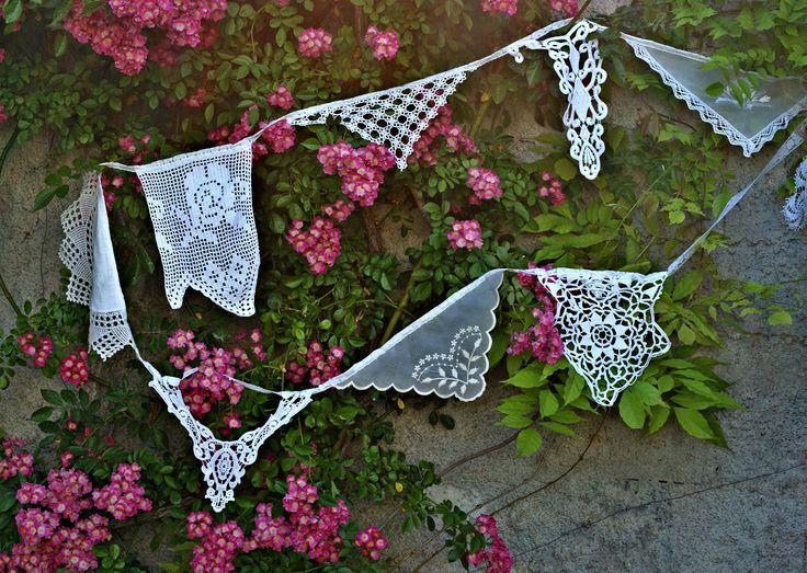 Wedding Bunting Wedding Banner Bunting Garland Party
