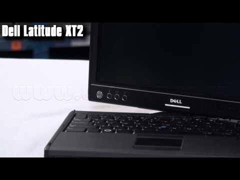 "Notebook Dell Latitude XT2 Intel Core 2 Duo SU 9400 1,4 GHz 3 GB RAM DDR3, 64 GB HDD, bez mech., dotykový 12,1""W, COA štítek Windows Vista s kabelem"