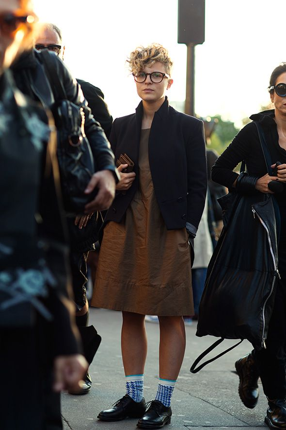 from the Sartorialist