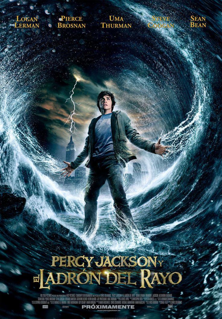 OCTUBRE 2013: Percy Jackson y el Ladrón del Rayo