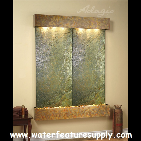 This Modern Wall Water Feature Is Perfect For The Living Room Everyone Absolutely Loves My