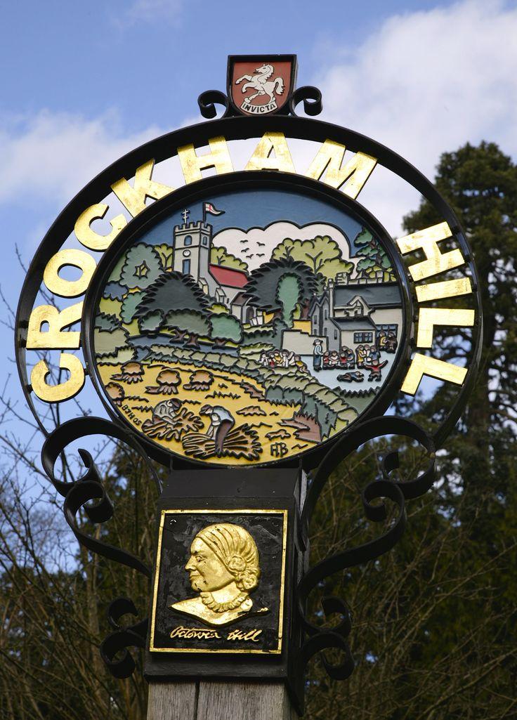 Village Sign   Wealden Kentish Village... www.adamswaine.co.…   Adam Swaine   Flickr
