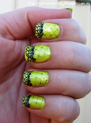 06-04-12 Fluoro yellow with stamping