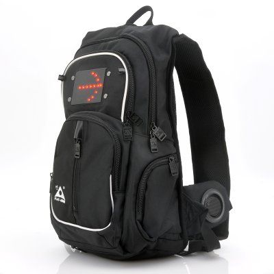 Backpack With Double Speakers - LED Directional Sign Lights http://www.chinavasion.com/china/wholesale/LED_Lights/Automotive_LED_Lights/Backpack_With_Double_Speakers_-_LED_Sign_Lights/