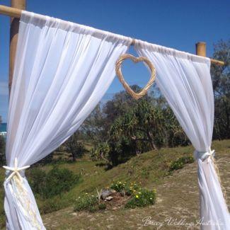 BAMBOO WEDDING ARCH HIRE GOLD COAST TWEED CABARITA CASUARINA | Miscellaneous Goods | Gumtree Australia Gold Coast South - Tugun | 1164147054