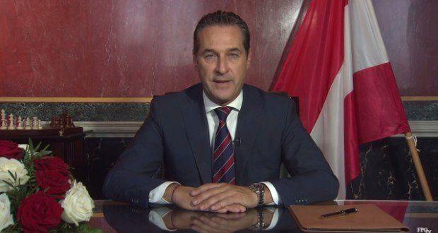 Sprach FPÖ-Chef Heinz-Christian Strache von einem drohenden Bürgerkrieg in Österreich, warf ihm Bundeskanzler Christian Kern vor, kein Patriot zu sein.