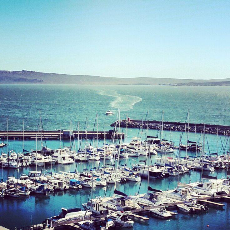 The Marina of Club Mykonos