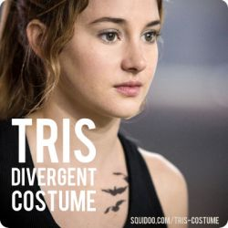 Step-by-step guide for putting together a Tris costume. Includes both Abnegation and Dauntless!