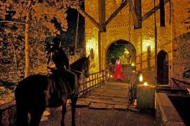 Visione Medievale al ponte levatorio