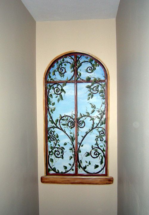 thinking of doing something like this in a niche in my living room