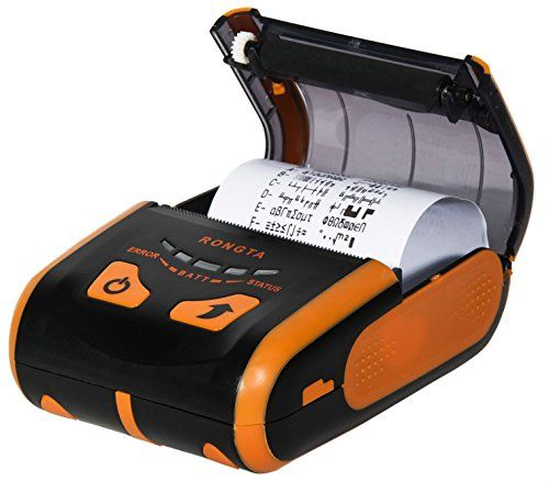 Rongta RPP300BU Portable Bluetooth(MFI Certificate) Thermal
