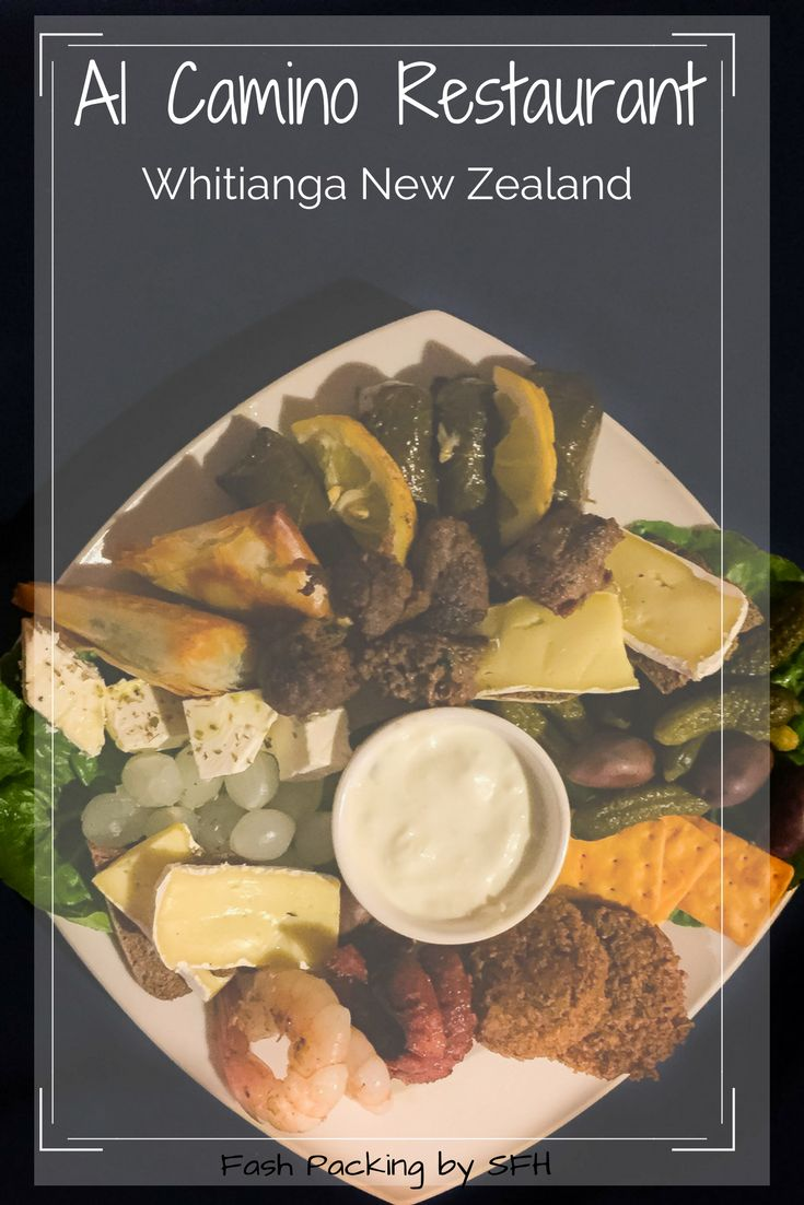 I love Greek food don't you? If you are in the Coromandel Peninsula New Zealand, check out how Al Camino Restaurant Whitianga stacks up.
